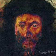 Parshendi AI Portrait