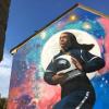 Claim the Stars Mural