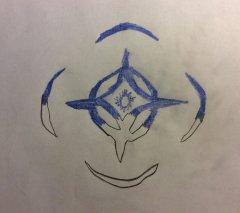 Colored Cosmere Symbols