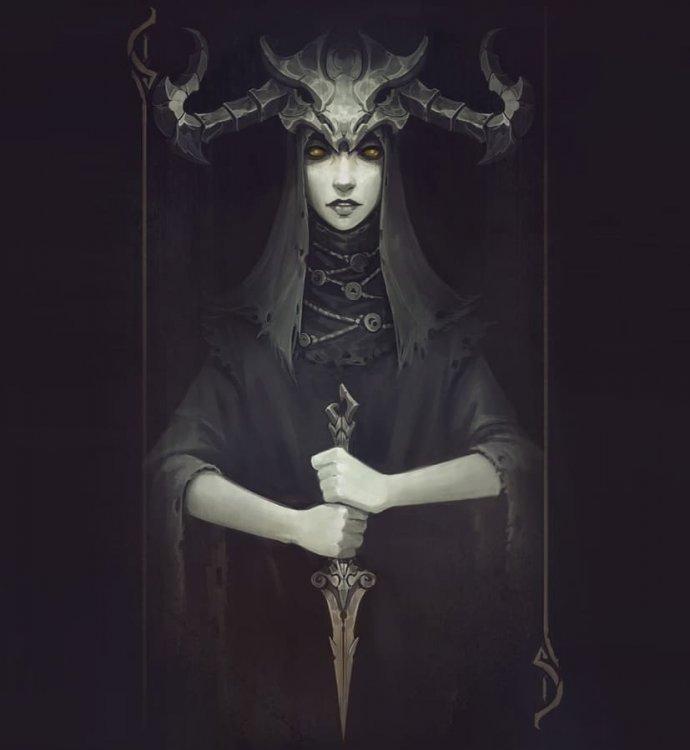 Yasen Stoilov - Horned girl.jpg