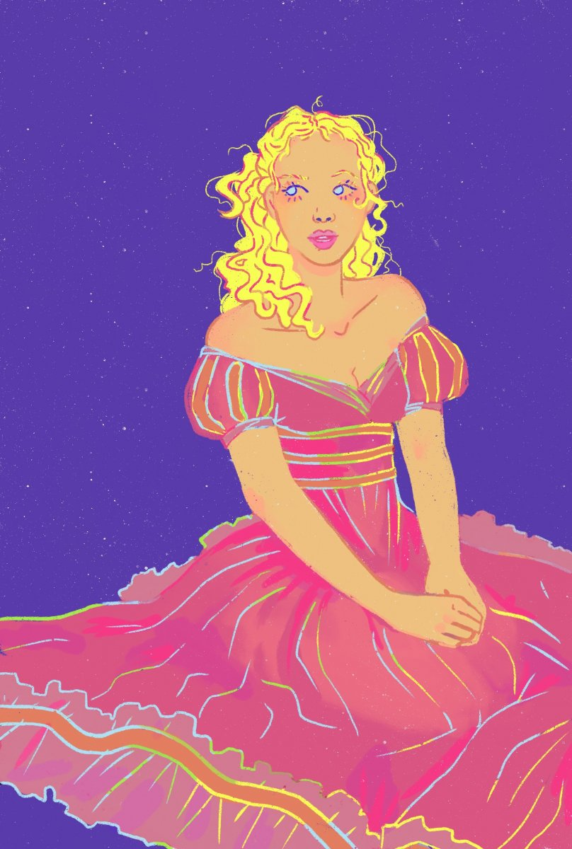 Elayne from the wheel of time