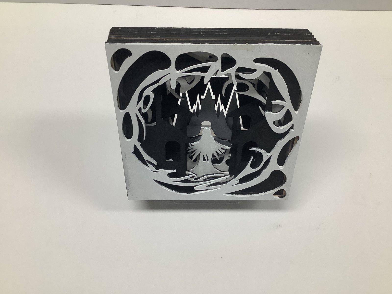 Mistborn Shadowbox - Top