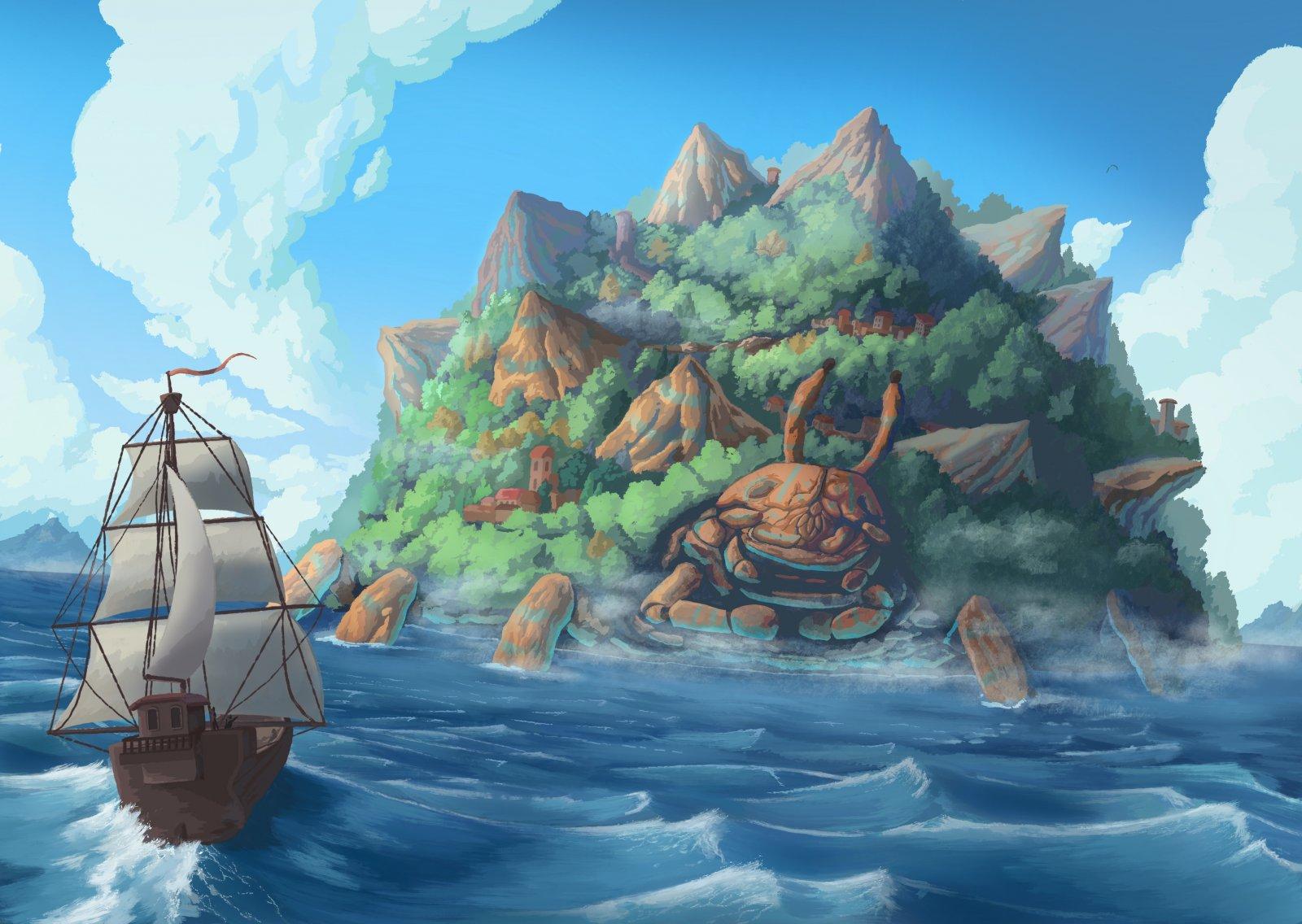The Reshi Isles