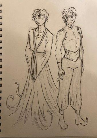 Leras and Ati
