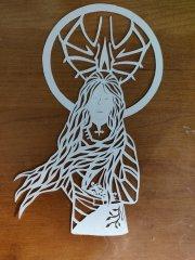 Stormlight Papercutting