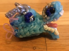 Sanderson rainbow loom creations