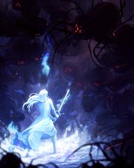 Stormlight Paintings