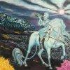 RoW Notum and his horse spren patrolling around Lasting Integrity in Shadesmar