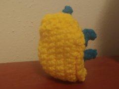 Crocheted Doomslug