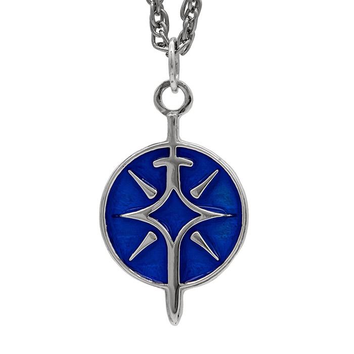 Stormlight Symbol Enameled Silver
