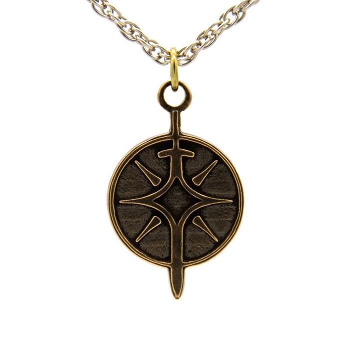 Stormlight Symbol Bronze