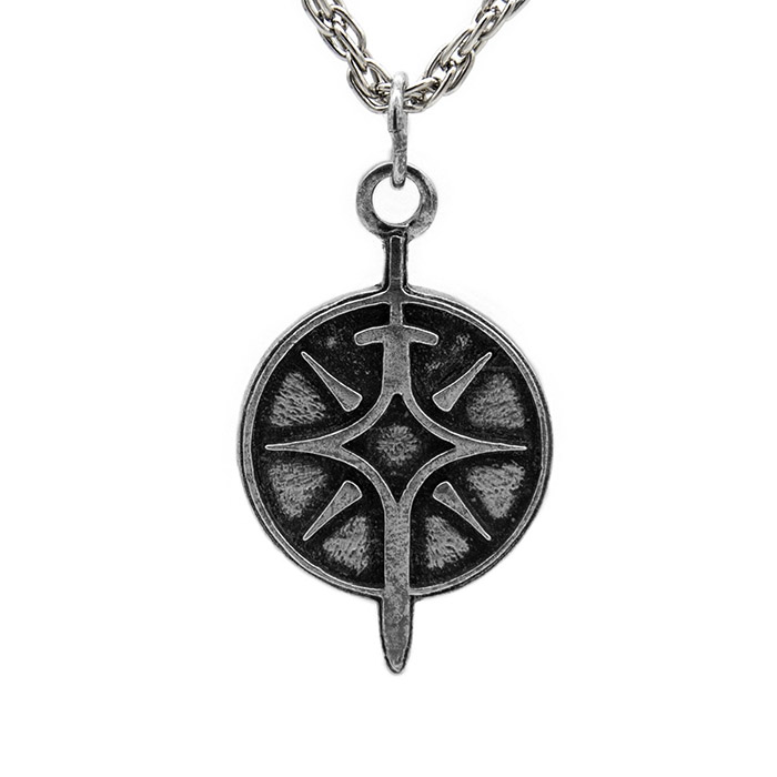 Stormlight Symbol Antiquated Silver
