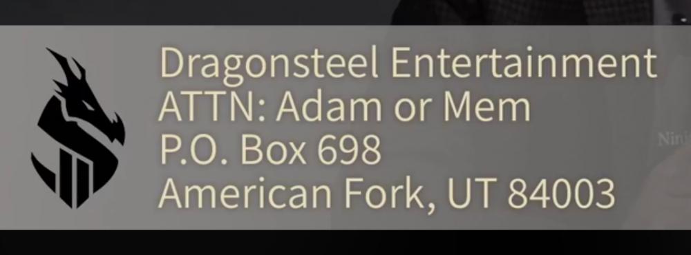 Brandon Sanderson fanmail address.PNG