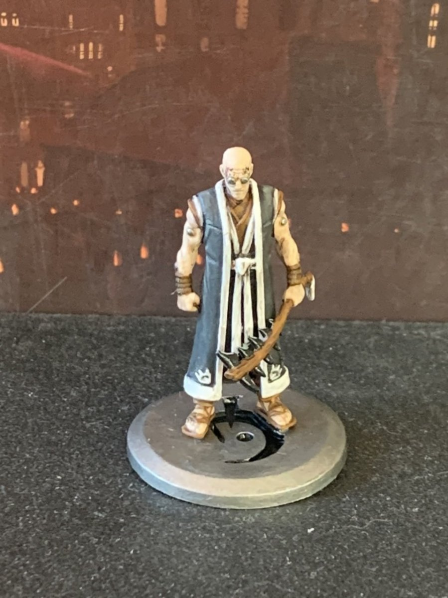 Mistborn House War Painted Inquisitor