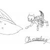 Chasmling (line art)