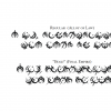 I am, unfortunately, the Hero of Ages (Alloy of Law era Steel Alphabet font)